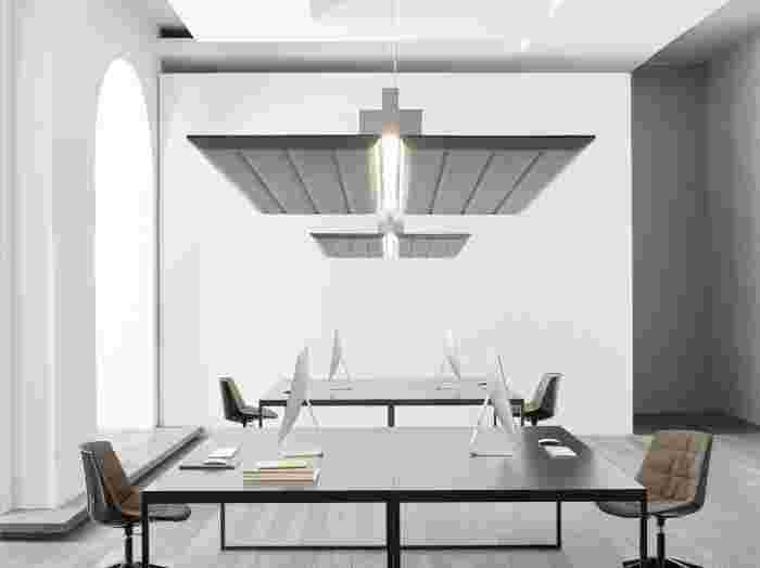 Diade acoustic lighting