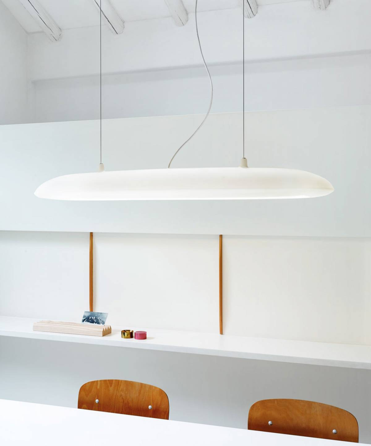 Happy Happy suspension lamp Luceplan