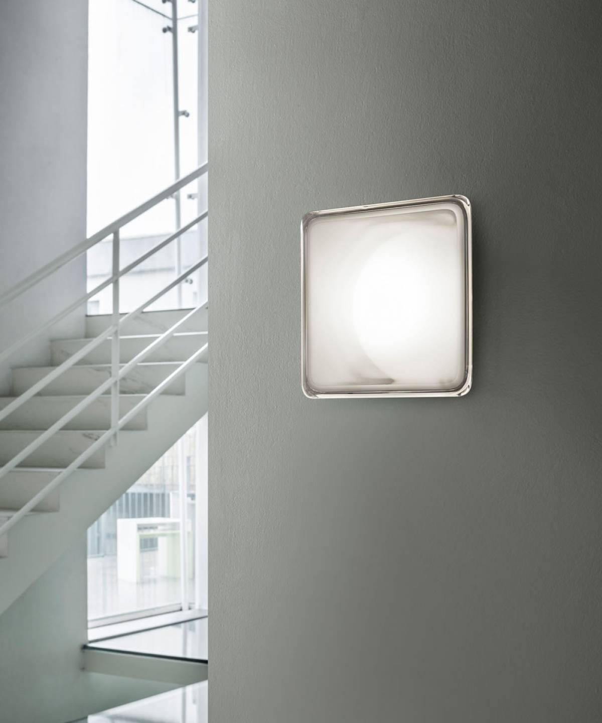 1 Illusion wall lamp Luceplan