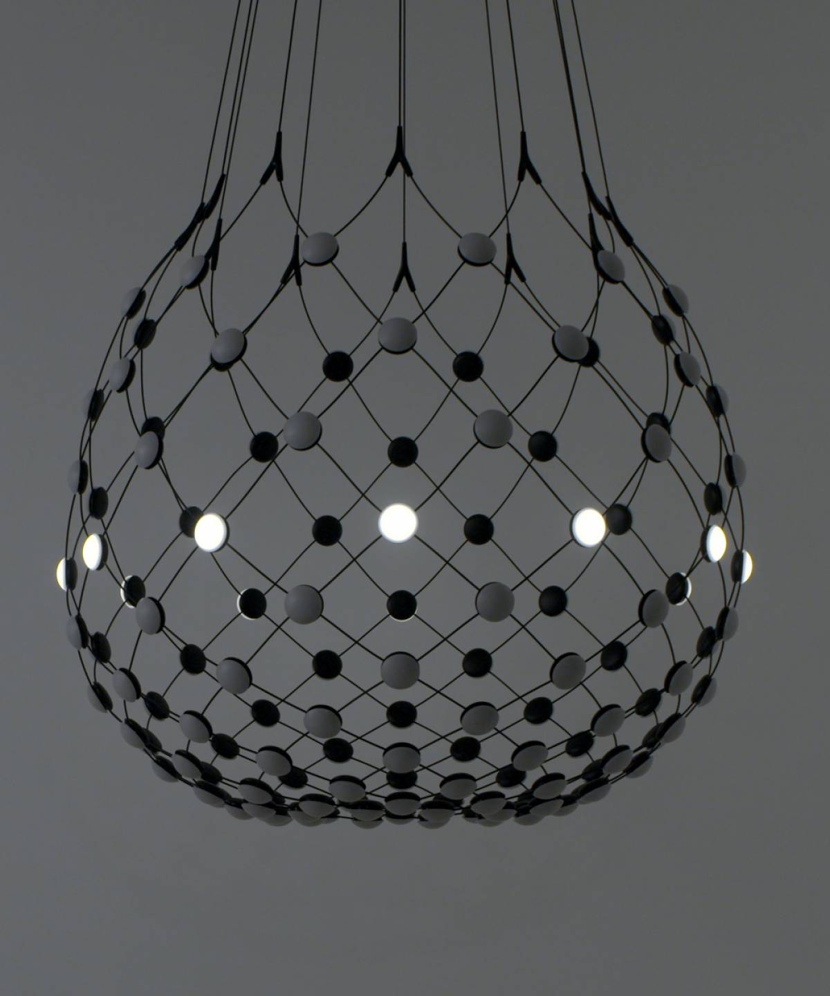 2 Mesh wireless lamp Luceplan