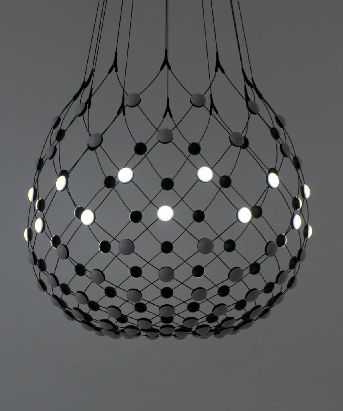 4 Mesh wireless lamp Luceplan