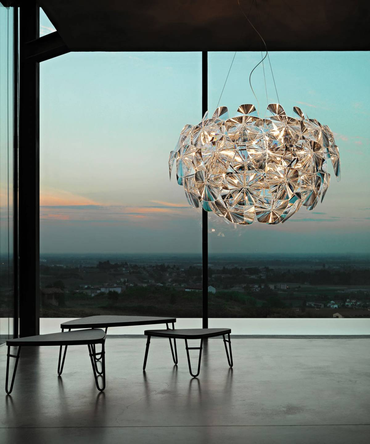 1 Hope suspension lamp Luceplan