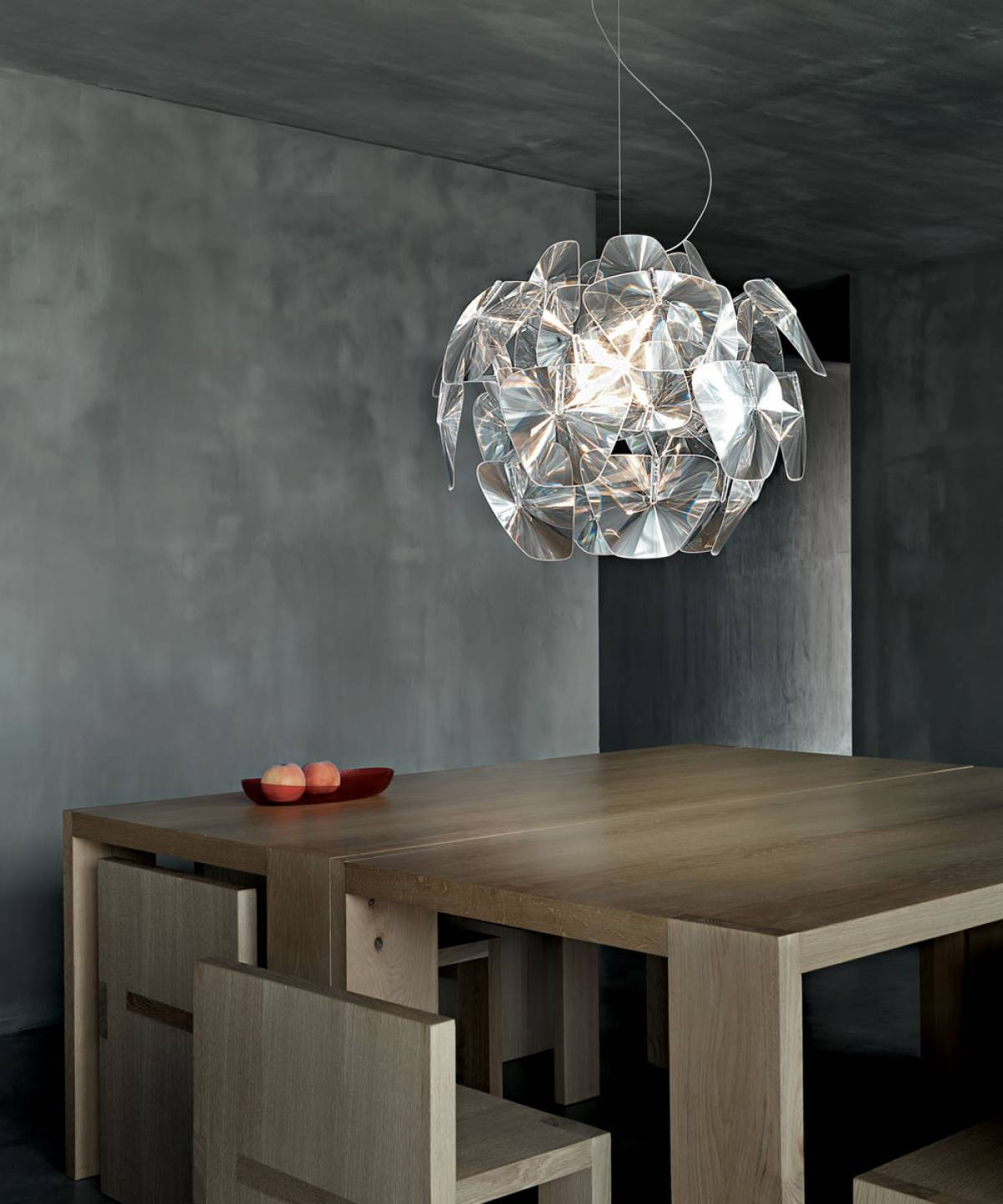Hope suspension lamp Luceplan