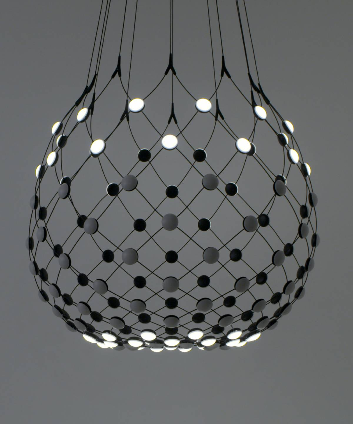 1 Mesh wireless lamp Luceplan