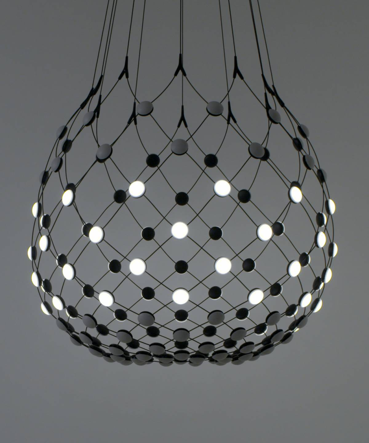 3 Mesh wireless lamp Luceplan