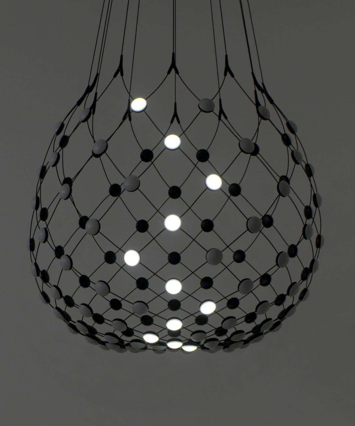 7 Mesh wireless lamp Luceplan
